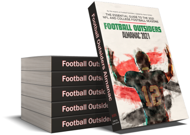 Football Outsiders Almanac - Print Edition