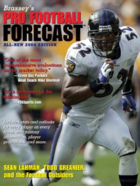 Pro Football Prospectus 2004: The Lost Year <br>- Aaron Schatz