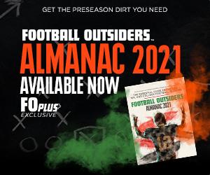 Football Outsiders Almanac 2021