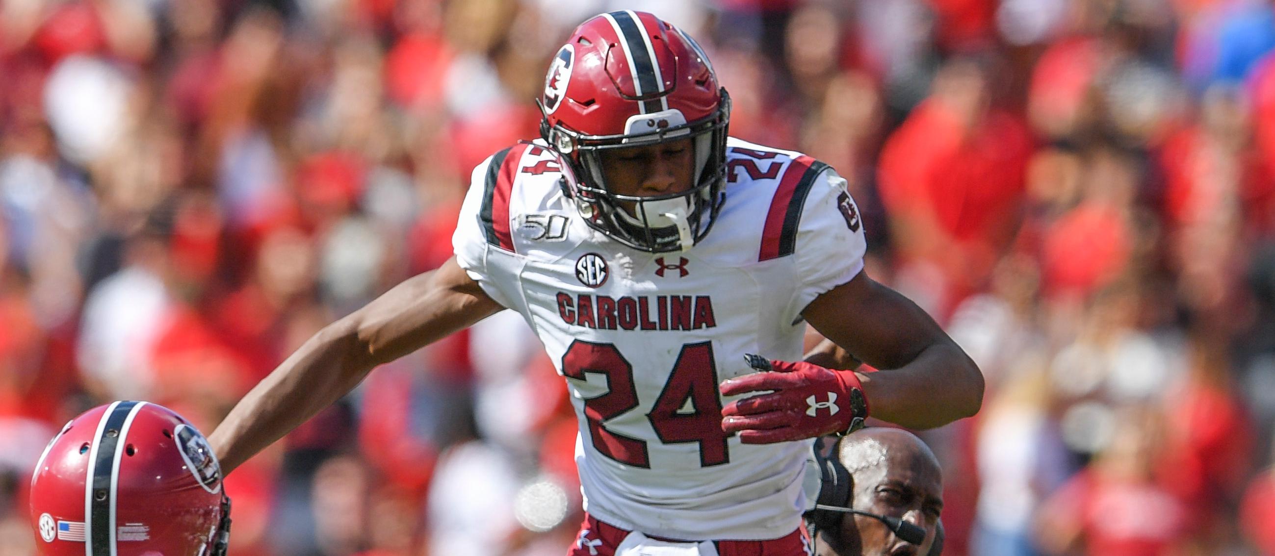 OFI: South Carolina Shakes Up Playoff Race