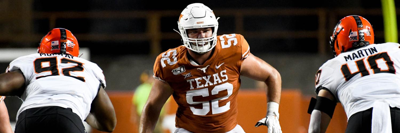 Texas Longhorns T Samuel Cosmi
