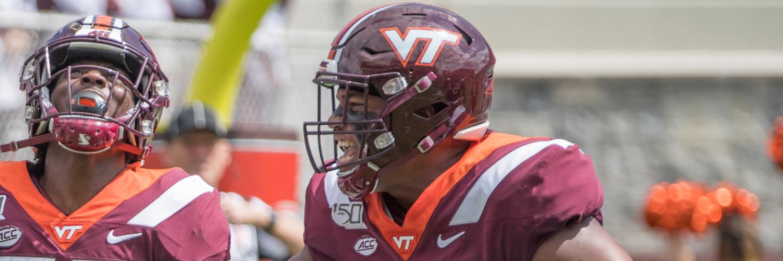 Virginia Tech Hokies T Christian Darrisaw