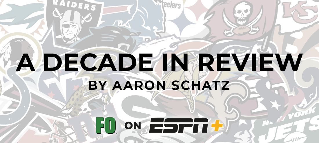 Decade in Review Football Outsiders
