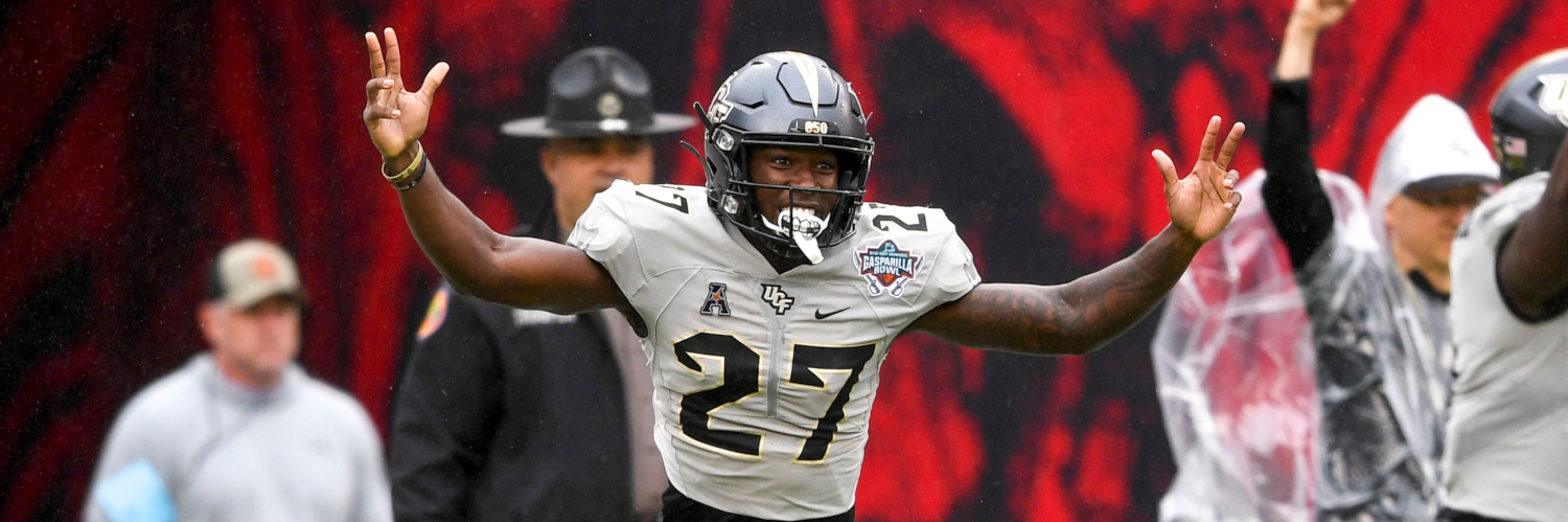 Central Florida S Richie Grant
