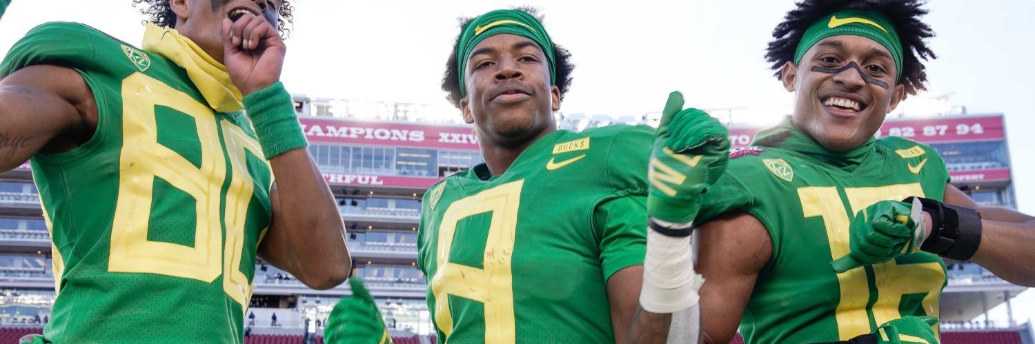 Oregon Ducks S Jevon Holland