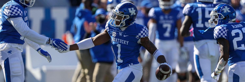 Kentucky Wildcats CB Kelvin Joseph