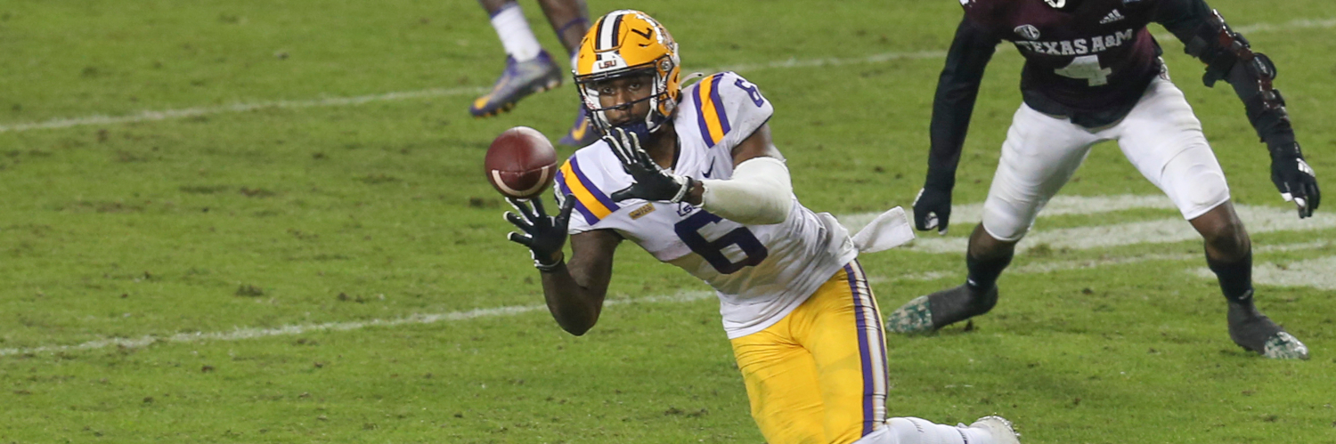 LSU Tigers WR Terrace Marshall Jr.