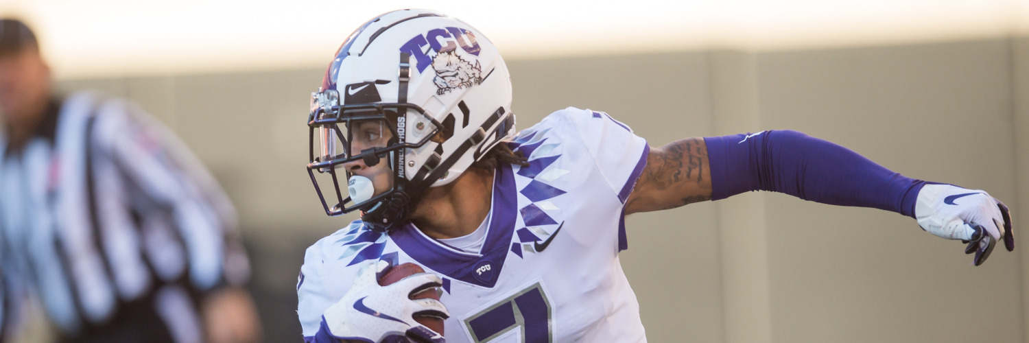 TCU Horned Frogs S Trevon Moehrig