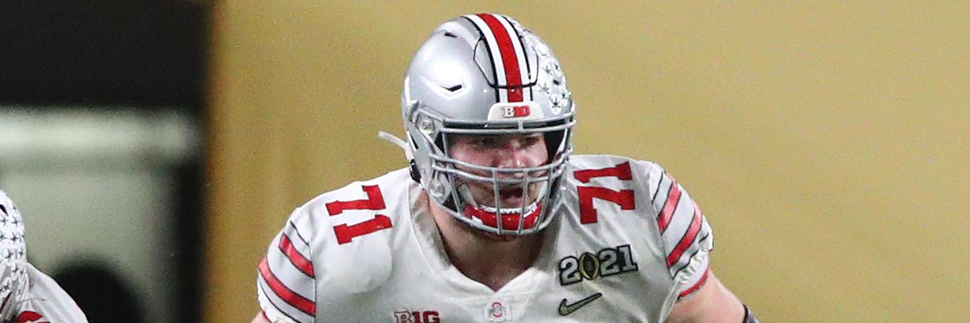 Ohio State Buckeyes C Josh Myers