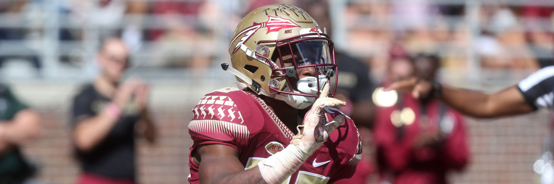 Florida State Seminoles CB Asante Samuel Jr.