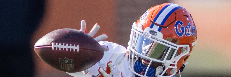 Florida Gators WR Kadarius Toney