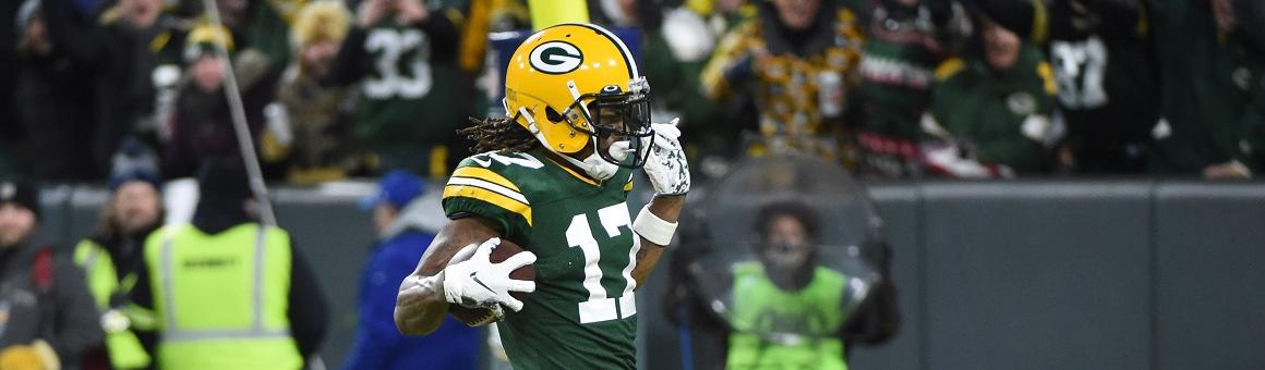 Green Bay Packers WR Davante Adams