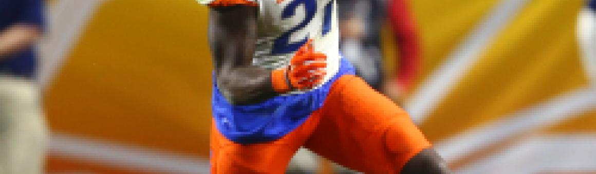 Futures: Boise State RB Jay Ajayi