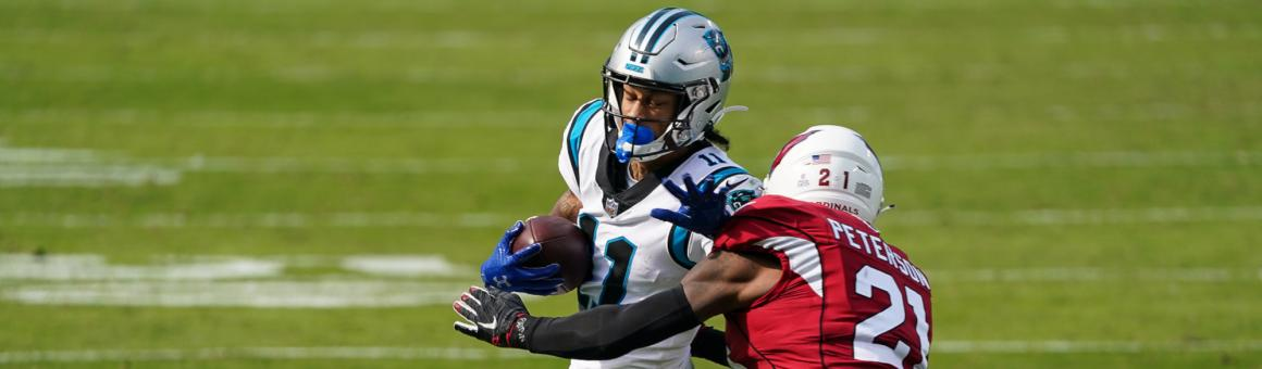 Carolina Panthers WR Robby Anderson