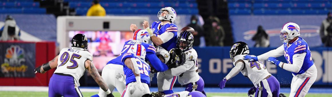 Buffalo Bills vs. Baltimore Ravens