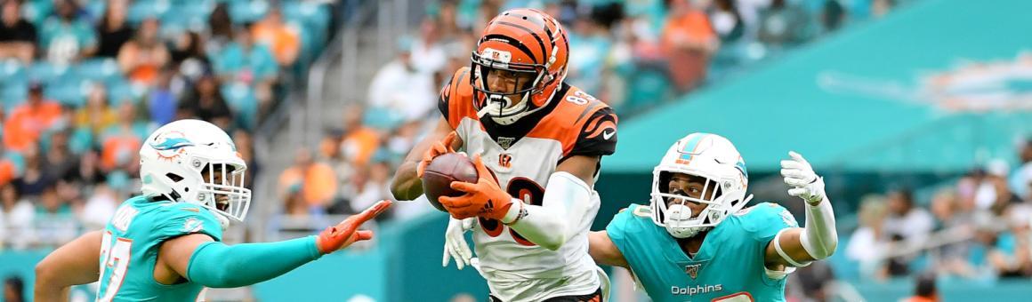 Cincinnati Bengals WR Tyler Boyd
