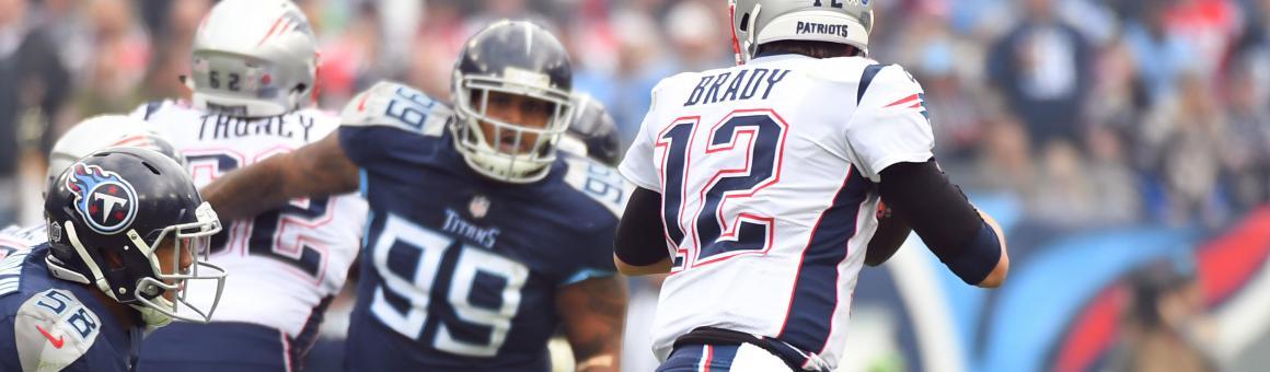 Any Given Sunday: Titans over Patriots