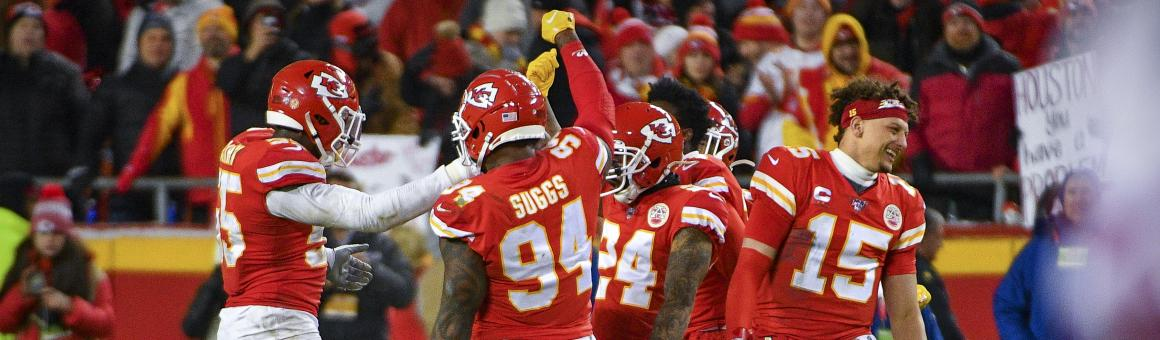 Celebrating Chiefs