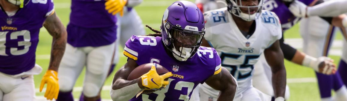 Minnesota Vikings RB Dalvin Cook