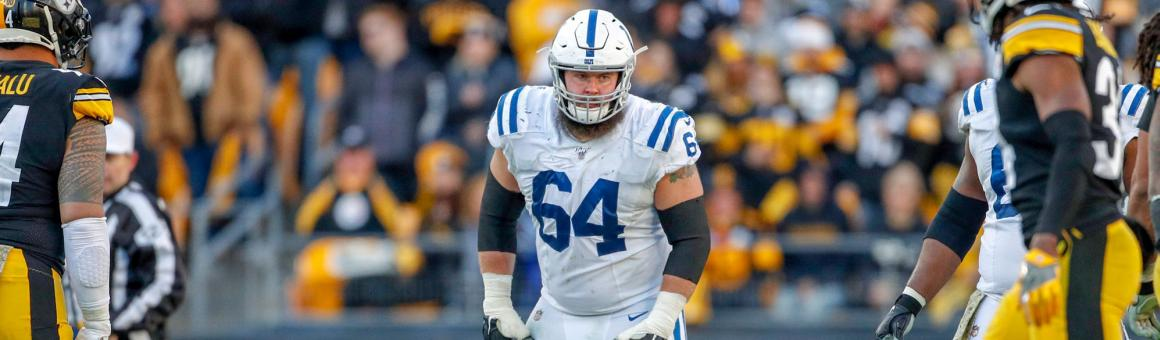 Indianapolis Colts RG Mark Glowinski
