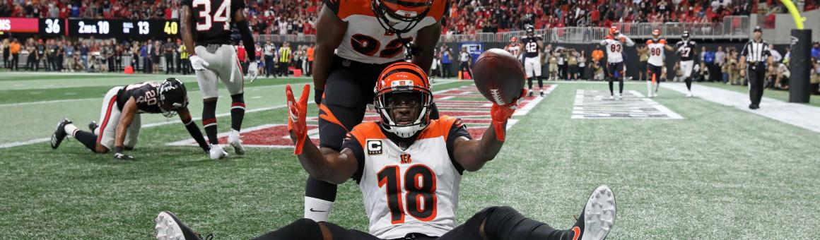 Any Given Sunday: Bengals over Falcons