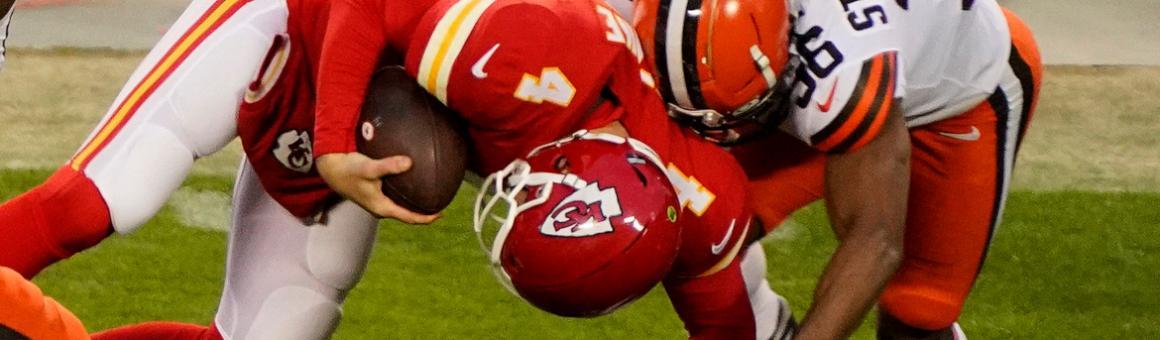 Kansas City Chiefs QB Chad Henne