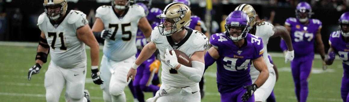 New Orleans Saints all-purpose threat Taysom Hill