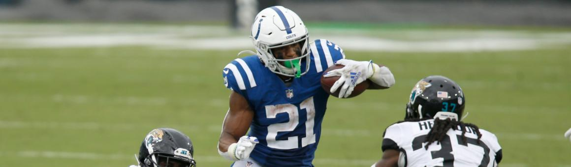 Indianapolis Colts RB Nyheim Hines