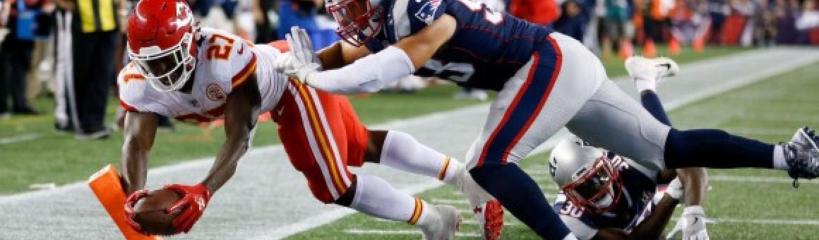 ESPN Upset Watch: Chiefs-Patriots