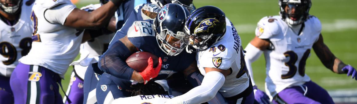 Baltimore Ravens LB Pernell McPhee