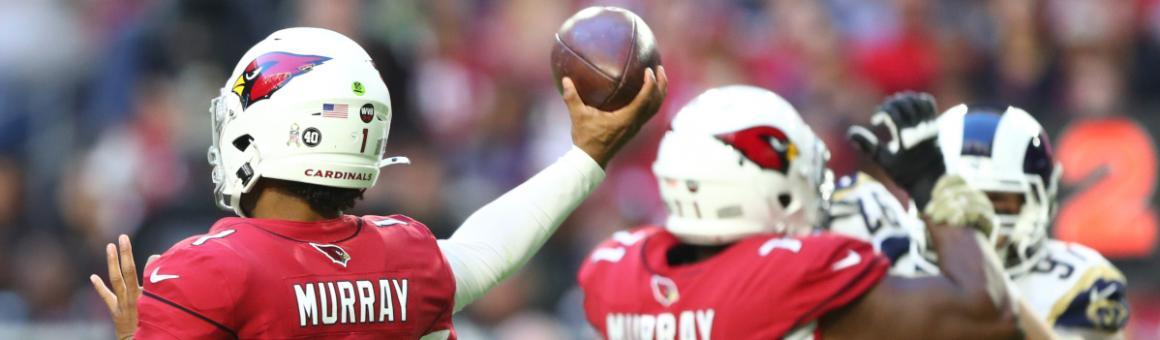 Arizona Cardinals RT Justin Murray