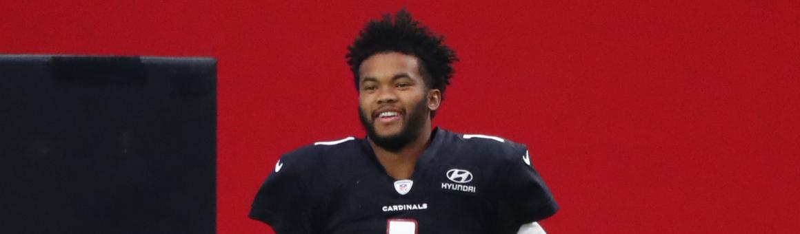 Arizona Cardinals QB Kyler Murray