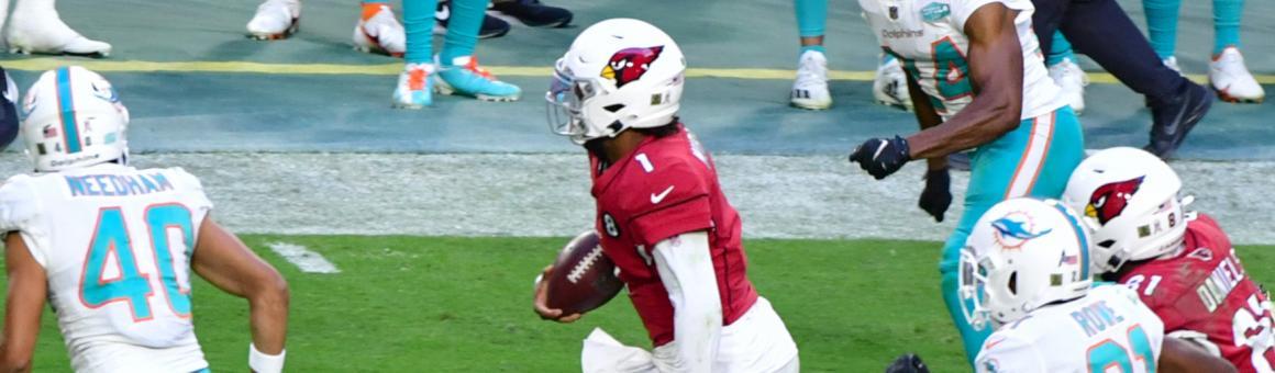 Arizona Cardinals QB Kyler Murray
