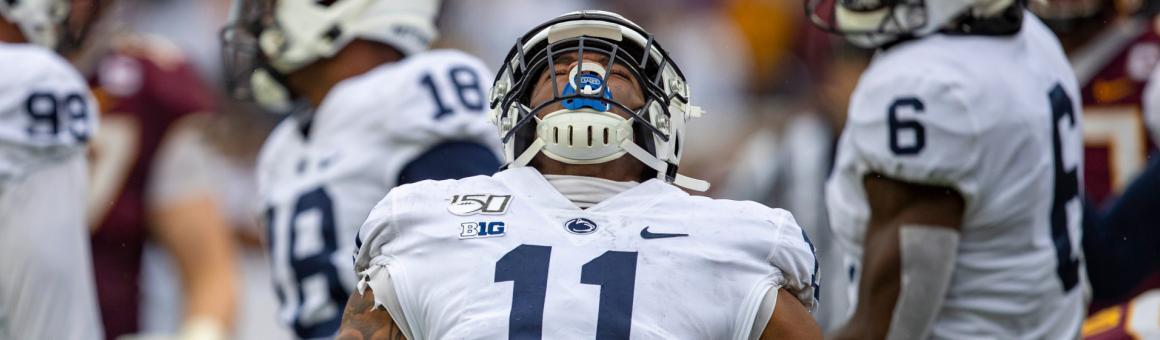 Penn State LB Micah Parsons