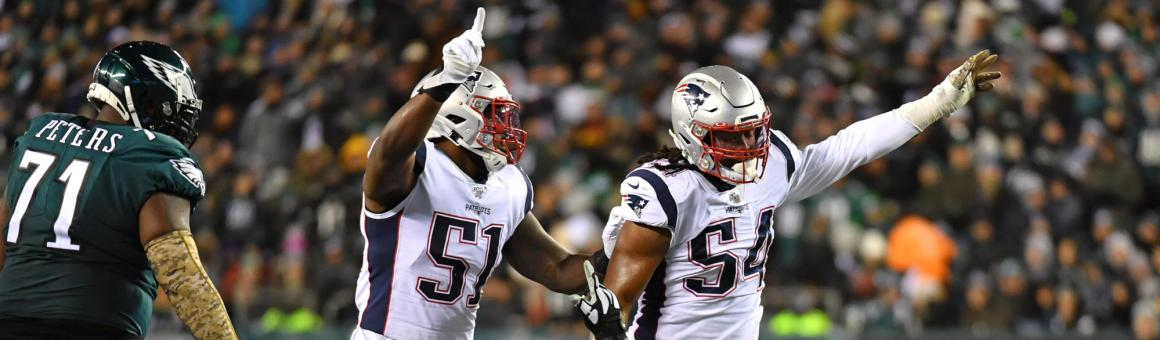 New England Patriots linebackers