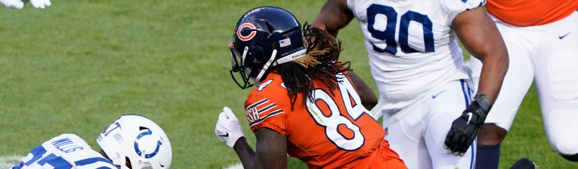 Chicago Bears KR Cordarrelle Patterson