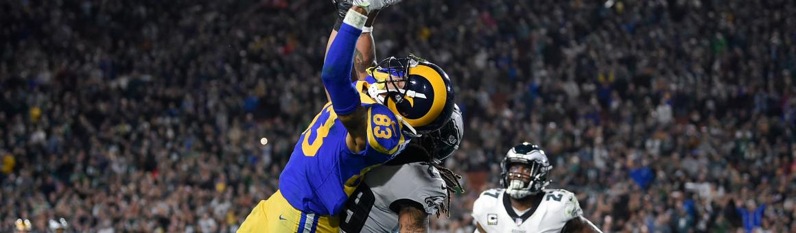 Any Given Sunday: Eagles over Rams