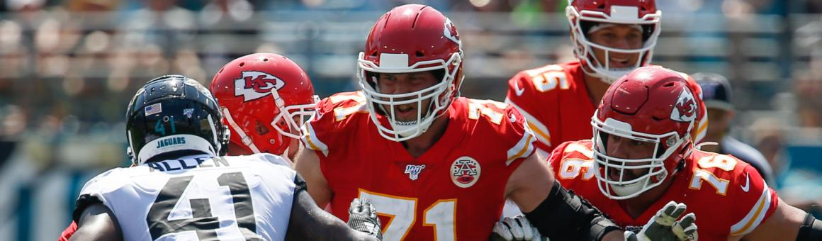 Kansas City Chiefs OL Mitchell Schwartz