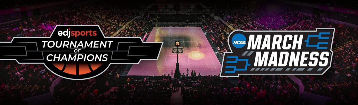 EdjSports NCAA March Madness Basketball Bracket Challange