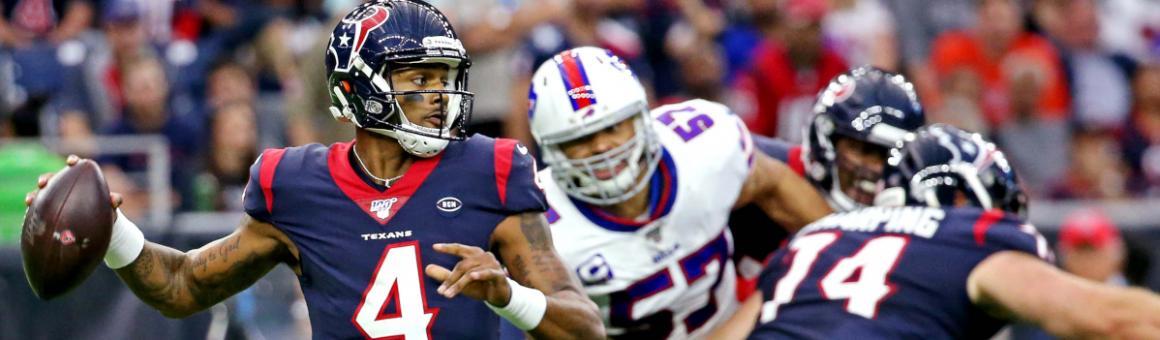 Buffalo Bills vs. Houston Texans