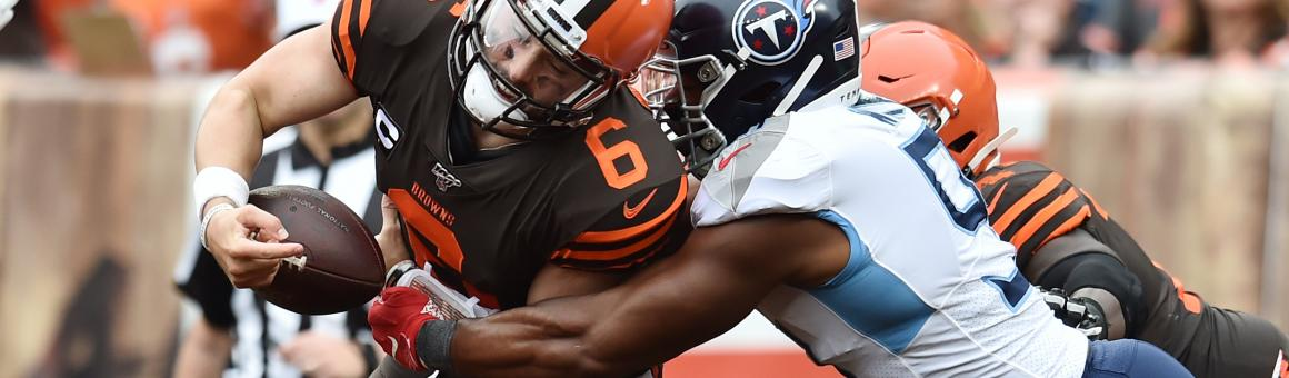 Titans sack