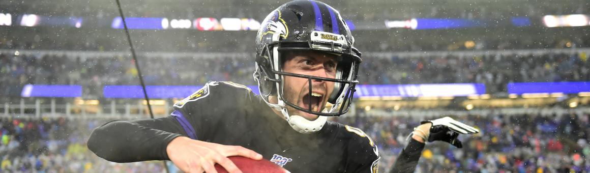 Balimore Ravens K Justin Tucker