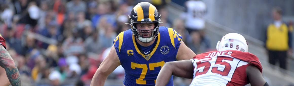 Los Angeles Rams OT Andrew Whitworth