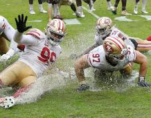San Francisco 49ers defenders