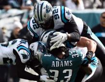 Any Given Sunday: Panthers over Eagles
