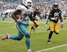 Any Given Sunday: Dolphins Over Steelers