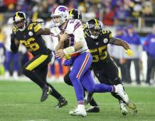 Buffalo Bills QB Josh Allen