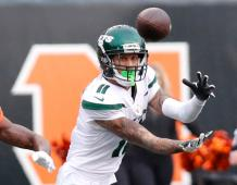 New York Jets WR Robby Anderson