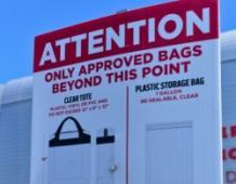 Three-Cone Drill: Bag Ladies