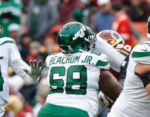 New York Jets OL Kelvin Beachum